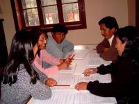 Working together in a Training for Facilitators